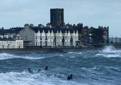 Castletown, Isle of Man by John Keelan. Manx, Balconies, New York Skyline, Birth, Films, Exterior, Urban, Island, World