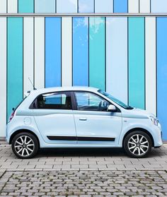 #NuovaTwingo: stile inconfondibile, #fun garantito! #Renault
