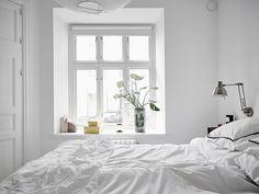 Omsorgsfullt renoverad tvåa med påkostade materialval ‹ Dansk inredning och design