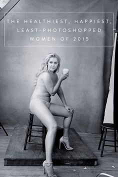 7 Women Who Took a Stand for Normal Bodies in 2015. This year in female empowerment