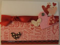 Valentine lots O hearts  Added by Kim Bolzenthal