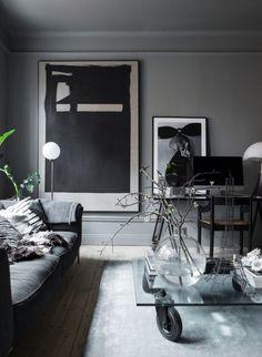 Lotta Agatons apartment for sale