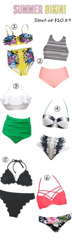 You'll be feeling peachy when you hit the beach! Fantastic swimsuits with amazing color and design are just for you! Get more beachwear at Cupshe.com !