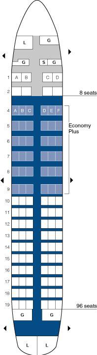 Air China Airlines Airbus A340 300 Aircraft Seating Chart