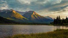 Vermillion Lakes Sunset - Joan Carroll