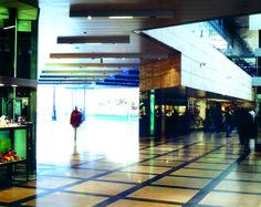 Rafael moneo l 39 illa diagonal barcelona spain 1993 - Centro comercial illa diagonal ...