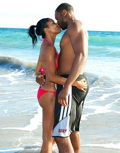 Gabrielle Union Shows Off Incredible Bikini Body at Beach With Dwyane Wade