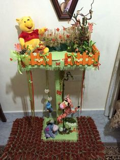 Stand chocolat for new born