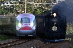 New and Old-Japan