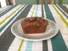 Banana Chocolate Loaf Banana Chocolate Loaf 3 tsp olive oil instead and a little water maybe , Someone substituted choc. crepe mix for pudding and had cake like brownie .