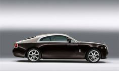 Rolls-Royce Wraith – Moment of Introspection