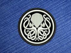 "E3 SPARTAN Helmet 3/"" Embroidery Iron-on Custom Patch"