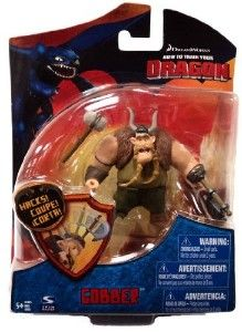 How to train your dragon series 3 gobber action figure hiccup how to train your dragon action figures how to train your dragon movie 4 inch series 2 action figure gobber ccuart Images
