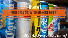 Find the best rated mini fridge with glass door in the market today. Cool Mini Fridge, Compact Refrigerator, Glass Door, Top Rated, Doors, Check, Slab Doors, Mini Fridge, Puertas