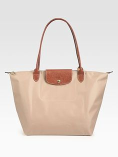 Longchamp - Pliage Shoulder Tote Bag - Saks.com