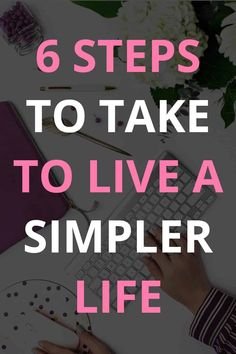 The journey toward simple living can be a long one, and sometimes seems impossible. Today I'm breaking it down with just a few simple steps you can take! Save My Money, I Have Forgotten, Evening Routine, Budget Fashion, Mindful Living, Simple Living, You Can Do, Self Improvement, Declutter