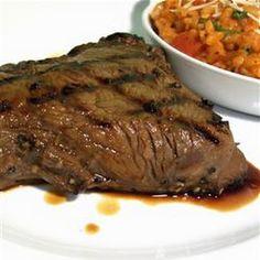 Steak Marinade (Best) Recipe - Key Ingredient