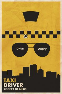70's Movie Poster Redesign by Magdiel Ortiz, via Behance