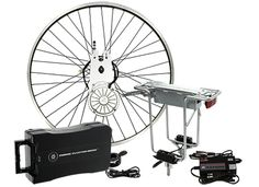 Currie Conversion Kit - thinking about converting my bike to an e-bike $399