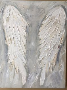 DIY HOW TO MAKE 3D PAINT ANGEL WINGS tutorial Hippie Hugs with