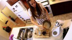 Pam*B - Receita de Cookies com Gotas de Chocolate