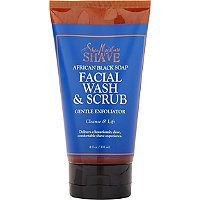 SheaMoisture - Online Only African Black Soap Facial Wash