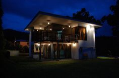 La Fortuna Vacation Rental - VRBO 331162 - 3 BR Alajuela House in Costa Rica, Elegant - Spacious Home on Lake Arenal and the Arenal Volcano