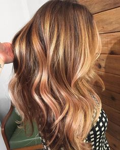 Fiery Red Hair Transformed Into A Beautiful Sombre\' Cream Soda ...