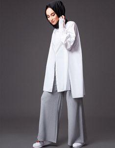 - (notitle) - Hijab Casual, Hijab Outfit, Hijab Style Dress, Hijab Chic, Iranian Women Fashion, Islamic Fashion, Muslim Fashion, Modest Fashion, Girl Fashion