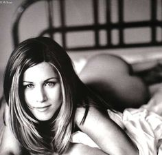 Jennifer Aniston by Mark Seliger