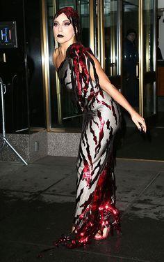 Lady Gaga's Wildest & Wackiest Outfits Ever: Lady Gaga, Nov. Lady Gaga Outfits, Fashion Outfits, Womens Fashion, Divas, Lady Gaga Pictures, Crazy Outfits, Fashion Advice, Fashion Ideas, Female Singers