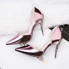 high heels – High Heels Daily Heels, stilettos and women's Shoes Cute Shoes Heels, Fancy Shoes, Stiletto Shoes, Pretty Shoes, Beautiful Shoes, Me Too Shoes, Beautiful Beautiful, Heeled Boots, Shoe Boots