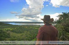 El circuito Indio Dormido se encuentra en el cerro del mismo nombre. En este lugar uno puede ascender a la cima y tener una vista del exhuberante paisaje circundante, puesto que Nueva Alborada es uno de los pocos distritos de Itapúa que cuenta con hermosas laderas y serranías.