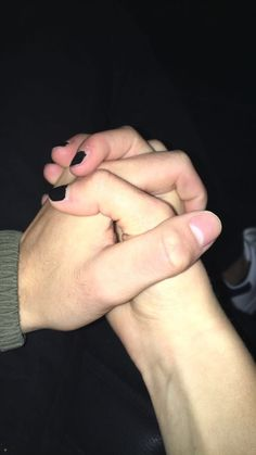 only hand i want to hold