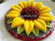 Cute Food, Good Food, Yummy Food, Iran Food, Catering, Food Carving, Food Garnishes, Food Decoration, Food Crafts