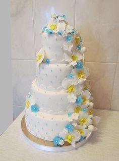 Свадебный #торт_на_заказ_киев #ярусные #бисквитный_торт #шоколадный_торт #песочный_торт