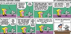 Pearls Before Swine Comic Strip on GoComics.com