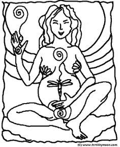 http://www.fertilitymoon.com/images/goddess-colouring-page-goddess-of-childbirth-4.jpg