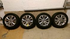 """Vw #volkswagen 16"""" toronto genuine alloy #wheels and #michelin tyres (golf/caddy),  View more on the LINK: http://www.zeppy.io/product/gb/2/141900054843/"""