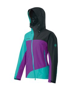 Awesome new coat from #Mammut Erebus Jacket. Good for summer and winter use!
