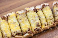 SLOPPY JOE FRENCH BREAD PIZZAReally nice recipes. Every  Mein Blog: Alles rund um Genuss & Geschmack  Kochen Backen Braten Vorspeisen Mains & Desserts!
