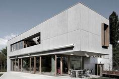 EQUITONE facade panels:Belgium - Blanden - Passive House