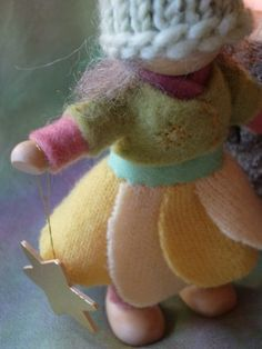 Quite a few tutorials including how to knit a mini gnome hat.