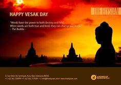 Happy Vesak Day!  #theelysianbali #theelysianexperience #visitbali #villahotel #baliresort #holiday #wanderlust #vacation #vesak #peace…