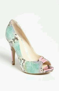 Peep toe..cute