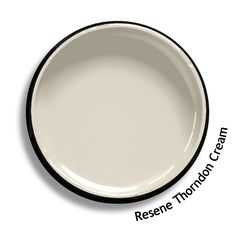Resene Thorndon Cream is an understated, urbane and sophisticated neutral. From the Resene Whites & Neutrals colour collection. Try a Resene testpot or view a physical sample at your Resene ColorShop or Reseller before making your final colour choice. www.resene.co.nz
