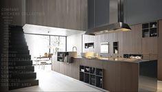 Cocinas Modernas por Cesar. La compañía de cocinas Cesar  es una de las más conocidas en Italia, convirtiendo los diseños desde el año 1969,...