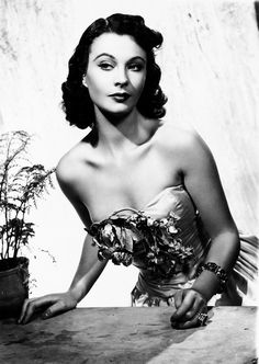 """""""People think that if you look fairly reasonable, you can't possibly act, and as I only care about acting, I think beauty can be a great handicap.""""  ~Vivien Leigh"""