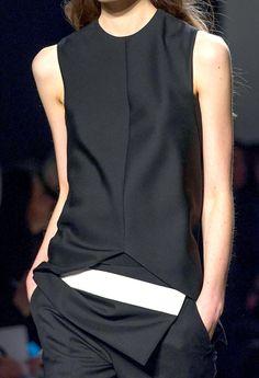 △☆idb #black #fashion Narciso Rodriguez