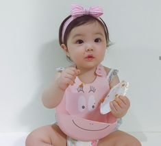 Kids Girls, Baby Kids, Little Girls, Cute Asian Babies, Cute Babies, Sooyoung, Little Girl Fashion, Baby Fever, Future Baby